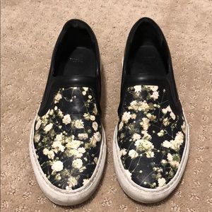 Givenchy slip on shoes